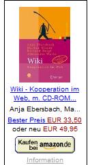 Wiki Kooperation im Web v. Ebersbach, Glaser, Heigl und Warta