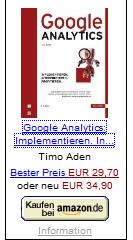 Erfolgsmessung von Wikis und Blogs mit Google Analytics