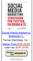 Social Media Marketing von T. Weinberg