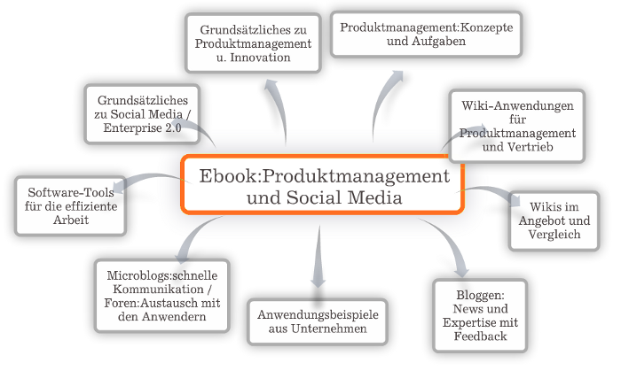 Ebook Produktmanagement und Social Media