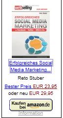 Erfolgreiches Social Media Marketing von R. Stuber