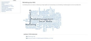 Marketing-plus-Wiki