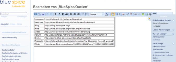 BlueSpice: MediaWiki für das Unternehmen
