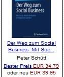 Schütt, Peter: Der Weg zum Social Business