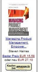 Haines, Steven: Managing Product Management