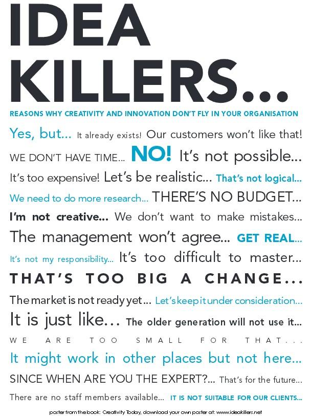 Idea-Killers