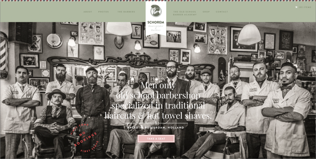 Shorem Barbershop - Men Only