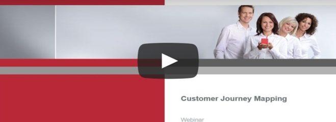 Aufzeichnung zum Webinar: Customer Journey Mapping