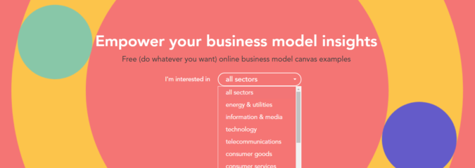 vizologi: Free Business Model Database…